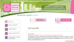 POWER HOUSE France brings experts from Germany, Austria, Netherland and England